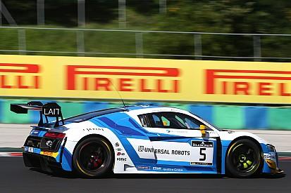 Libere 1: Moller Madsen e l'Audi i più rapidi a Barcellona