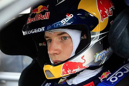 Hansen remporte la première manche, Loeb troisième