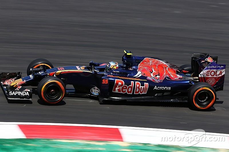 """Sainz: """"Esta clasificación deprimente no quita ganas para la carrera"""""""
