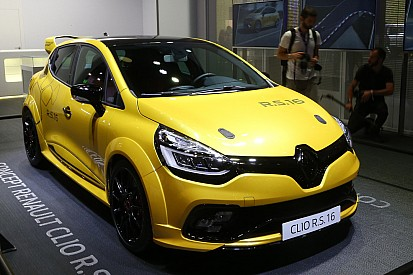 Renault Clio RS 16: Ça se précise au Mondial!