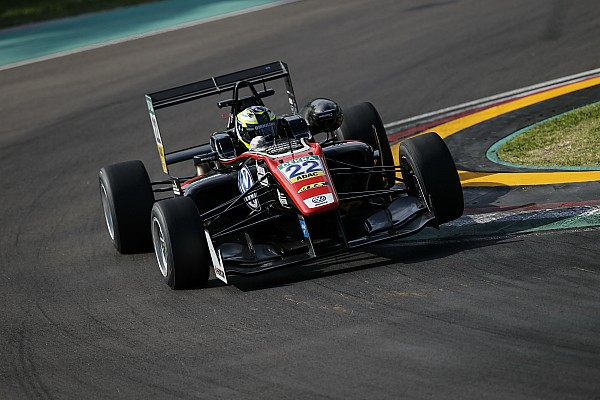 Sette Camara il più rapido a Imola, ma la pole per Gara 2 è di Eriksson