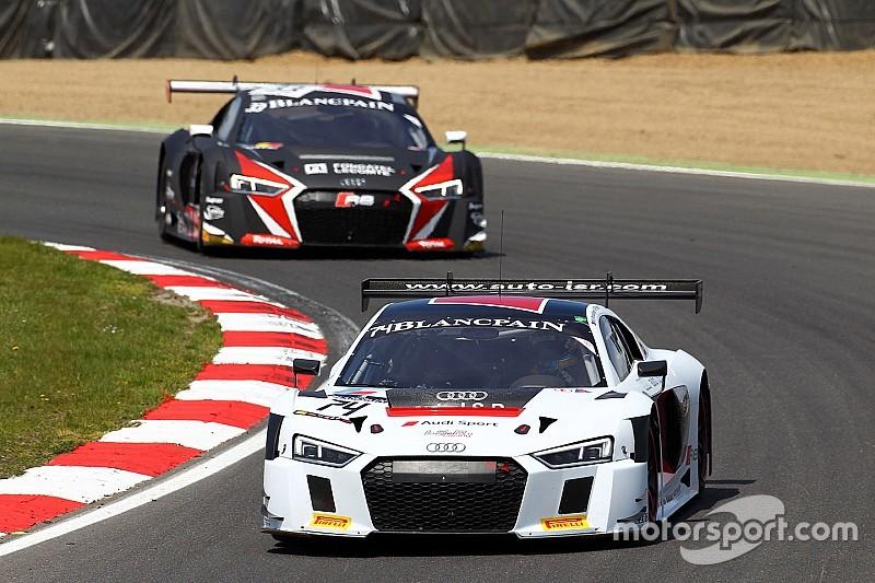 Franck Perera e l'Audi conquistano la pole a Barcellona