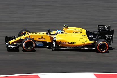 Formel 1 in Sepang: Palmer enttäuscht vom Qualifyingergebnis