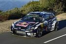 Ogier domina anche la seconda tappa in Corsica. Splende Neuville