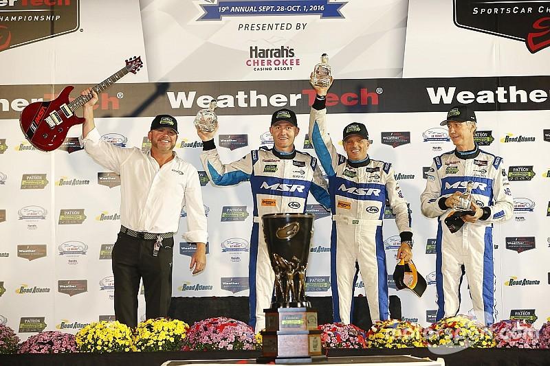 Michael Shank Racing logra el triunfo en Petit Le Mans