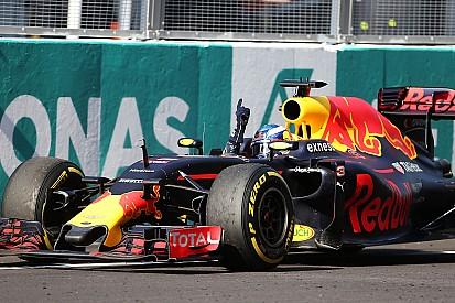 马来西亚大奖赛正赛:梅赛德斯遭遇噩梦,里卡多雪邦登顶