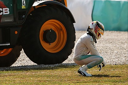 """Mercedes - """"Ce sport peut être très dur"""""""