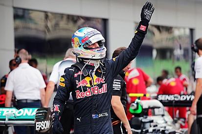 Duygusal Ricciardo galibiyeti Bianchi'ye adadı