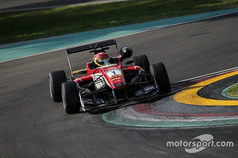 EK F3 Imola: Stroll pakt titel in incidentrijke Race 2