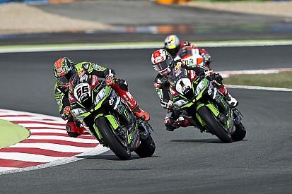 La victoire se refuse aux pilotes Kawasaki