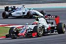 Haas, multado con 5.000 euros por el incidente de Gutiérrez