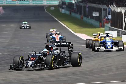 Alonso double Massa au championnat mais relativise