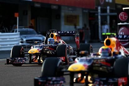 Photos - Les 17 doublés de Red Bull en F1