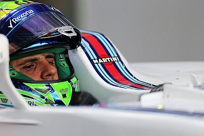 """13º, Massa lamenta azares: """"quando não é dia, não tem jeito"""""""