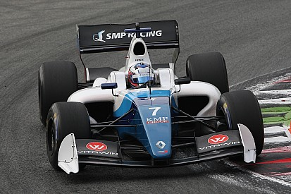 F3.5 Monza: Orudzhev wint na raketstart, Visser P9