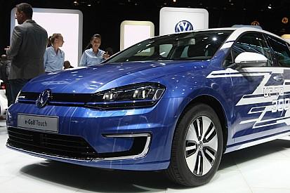 Une autonomie de 300 km pour la VW e-Golf
