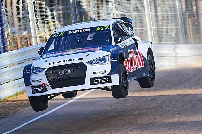 Championnats - Ekström prend le large, Peugeot revient