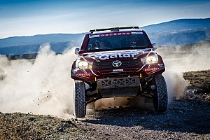 Rallye-Raid Rapport d'étape Maroc - Al-Attiyah meilleur temps du prologue
