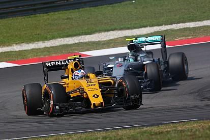 F1初入賞のパーマー「チームは戦略とピット作業で素晴らしい仕事をした!」
