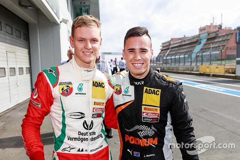 Le titre échappe à Mick Schumacher en ADAC F4