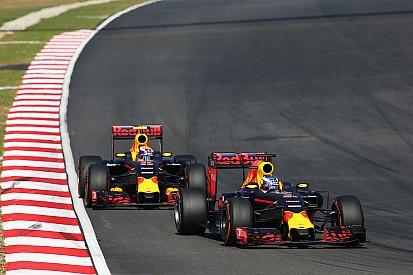 Red Bull ravi de ne pas avoir donné de consignes d'équipe