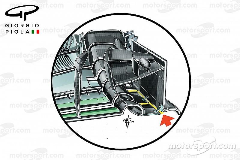Analisi tecnica: Mercedes pensa al 2017 con la paratia laterale aperta