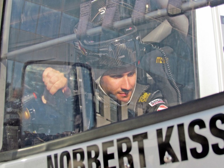 Kiss Norbi: Izgalmas hétvége lesz Zolderben