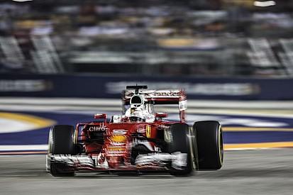 Raikkönen darája Hamilton ellen, Vettel szenzációs felzárkózása… Onboardok Szingapúrból!