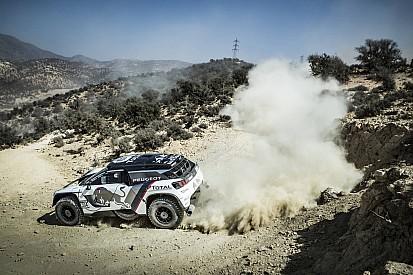 Maroc, étape 1 - Al-Attiyah confirme, Sainz 3e