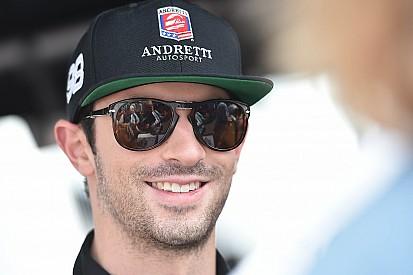 Indy 500-winnaar Rossi blijft bij Andretti-Herta