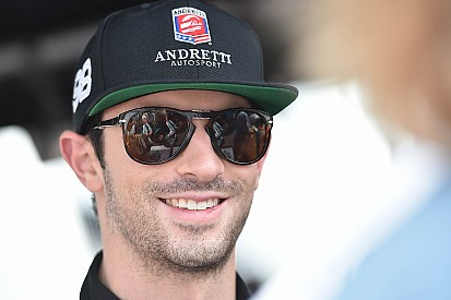 Rossi confirmado con Andretti-Herta Autosport para 2017
