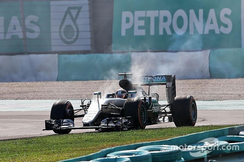 """""""Aucun lien"""" entre tous les problèmes moteur de Hamilton"""