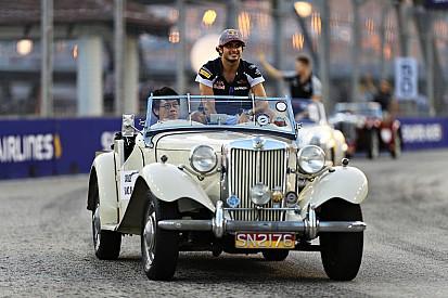 """Sainz: """"En 2017 espero que mi coche ya no sea el más lento de la parrilla"""""""