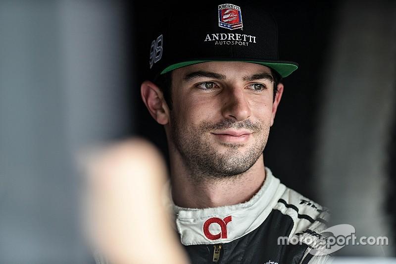 罗西继续征战Indycar