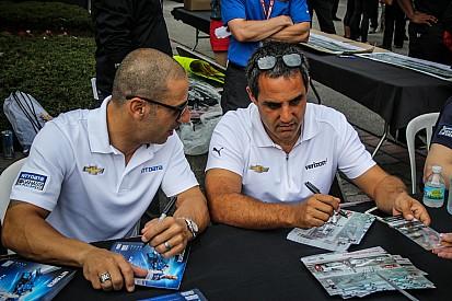 Montoya e Kanaan al via della Race of Champions di Miami