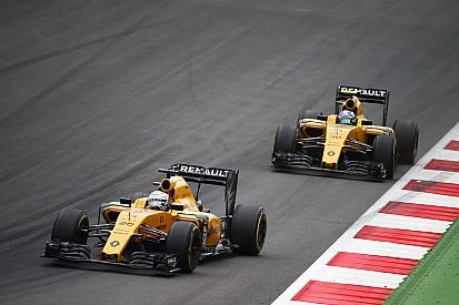 Renaults neues Ziel: Mit beiden Autos in die Punkteränge