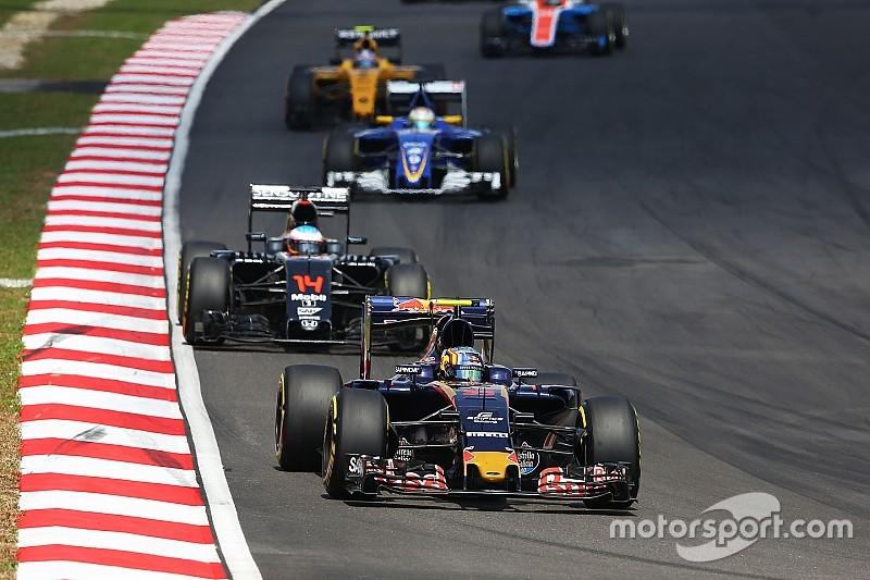"""Sainz - La VSC est """"inutile"""", la F1 n'en a pas besoin"""