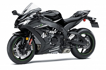 Kawasaki presenta la nueva Ninja ZX-10RR