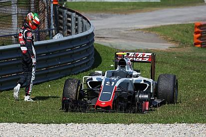 Haas não culpa má sorte por problemas nas últimas corridas
