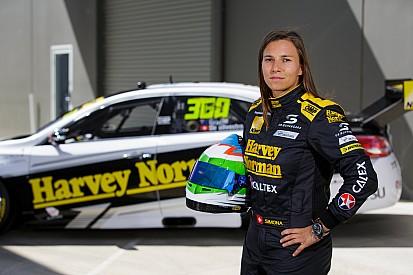 Simona De Silvestro parée pour sa nouvelle vie en Supercars