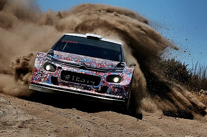 Citroën stellt Fahrerkader für WRC-Saison 2017 vor