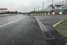 Riesgo de lluvia para la clasificación y la carrera en Japón