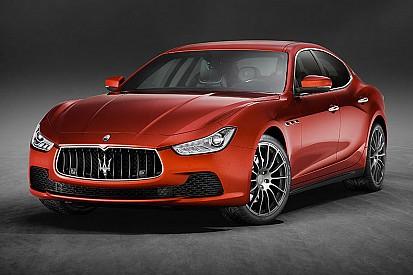 Bildergalerie: Maserati Ghibli