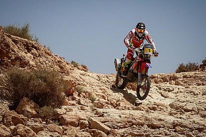 Victoria de Kevin Benavides en la etapa de Marruecos