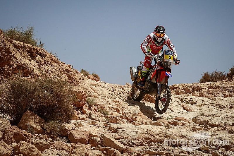 Victoria de Kevin Benavides en la tercera etapa de Marruecos
