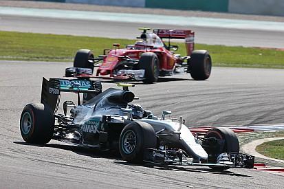 Kimi: força da Mercedes passa pela gestão dos modos do motor