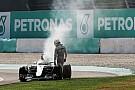 Mercedes ubah parameter mesin setelah insiden di Malaysia