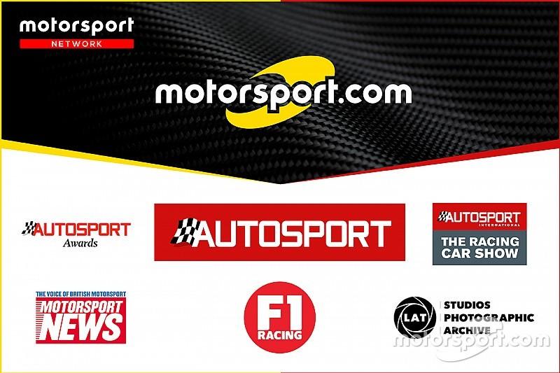 Motorsport Network acquisisce Autosport & il portfolio del Haymarket Media Group