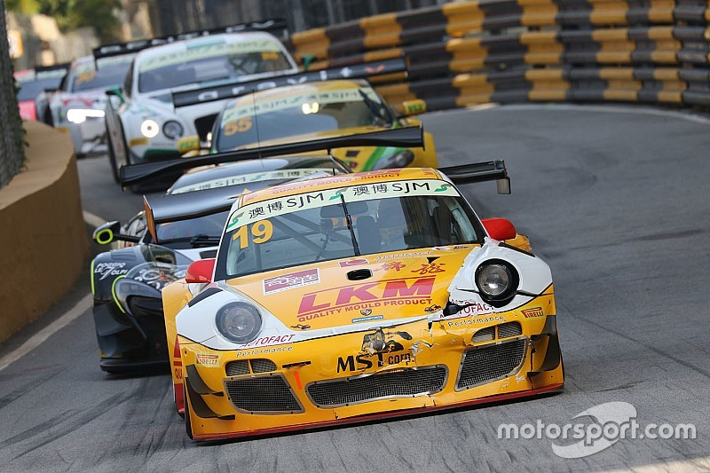 Van der Zande en Catsburg naar FIA GT World Cup Macau