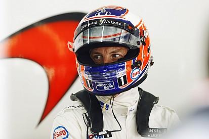 Button no ayudará al desarrollo del McLaren en 2017